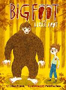 Cover-Bild zu Potter, Ellen: Big Foot and Little Foot