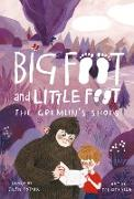 Cover-Bild zu Potter, Ellen: The Gremlin's Shoes (Big Foot and Little Foot #5) (eBook)