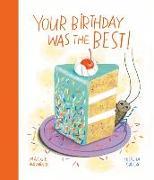 Cover-Bild zu Hutchings, Maggie: Your Birthday Was the Best!