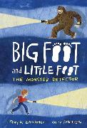Cover-Bild zu Potter, Ellen: The Monster Detector (Big Foot and Little Foot #2) (eBook)