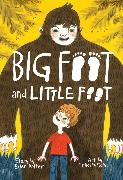 Cover-Bild zu Potter, Ellen: Big Foot and Little Foot (Book #1) (eBook)