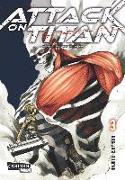 Cover-Bild zu Isayama, Hajime: Attack on Titan, Band 3