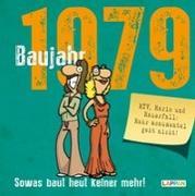 Cover-Bild zu Kernbach, Michael: Baujahr 1979