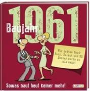Cover-Bild zu Kernbach, Michael: Baujahr 1961