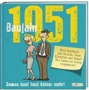 Cover-Bild zu Kernbach, Michael: Baujahr 1951