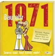 Cover-Bild zu Kernbach, Michael: Baujahr 1971