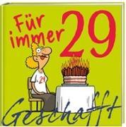 Cover-Bild zu Kernbach, Michael: Geschafft - für immer 29!