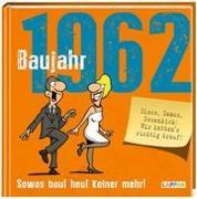 Cover-Bild zu Kernbach, Michael: Baujahr 1962