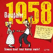 Cover-Bild zu Kernbach, Michael: Baujahr 1958