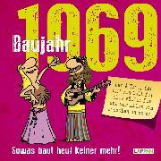 Cover-Bild zu Kernbach, Michael: Baujahr 1969