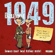 Cover-Bild zu Kernbach, Michael: Baujahr 1949