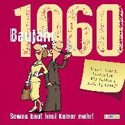 Cover-Bild zu Kernbach, Michael: Baujahr 1960