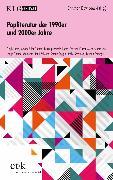 Cover-Bild zu eBook KLG Extrakt - Popliteratur der 1990er und 2000er Jahre