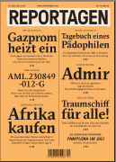 Cover-Bild zu Reportagen 05/2012