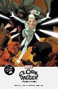 Cover-Bild zu Marvel Comics, Marvel Comics: Cloak And Dagger: Shades Of Grey