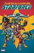 Cover-Bild zu Marvel Comics: Captain Marvel: Starforce