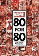 Cover-Bild zu Marvel Comics: Marvel 80 For 80