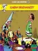 Cover-Bild zu Leturgie, Jean & Fauche, Xavier: Lucky Luke 63 - Sarah Bernhardt