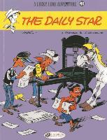 Cover-Bild zu Leturgie, Jean & Fauche, Xavier: Lucky Luke 41 - The Daily Star