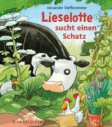 Cover-Bild zu Steffensmeier, Alexander: Lieselotte sucht einen Schatz (Mini-Ausgabe)