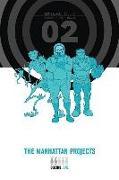Cover-Bild zu Jonathan Hickman: The Manhattan Projects Deluxe Edition Book 2