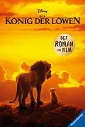 Cover-Bild zu Disney Der König der Löwen: Der Roman zum Film