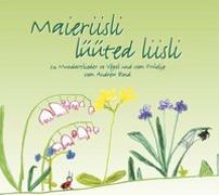Cover-Bild zu Mäieriisli lüüted liisli, CD
