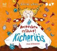 Cover-Bild zu Kicheritis - Anstecken erlaubt!