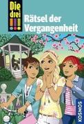 Cover-Bild zu Die drei !!!, 74, Rätsel der Vergangenheit