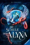Cover-Bild zu Die Schule der Alyxa, Band 3: Der sechste Sinn