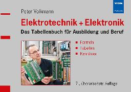 Cover-Bild zu Elektrotechnik + Elektronik