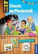 Cover-Bild zu Die drei !!!, Einsatz im Pferdestall