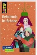 Cover-Bild zu Die drei !!!: Geheimnis im Schnee