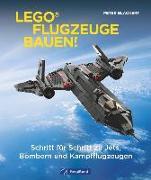 Cover-Bild zu Lego-Flugzeuge bauen!
