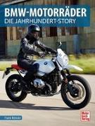 Cover-Bild zu BMW-Motorräder