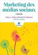 Cover-Bild zu Marketing des médias sociaux