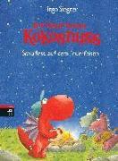 Cover-Bild zu Der kleine Drache Kokosnuss - Schulfest auf dem Feuerfelsen
