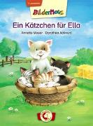 Cover-Bild zu Bildermaus - Ein Kätzchen für Ella