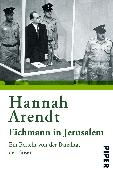 Cover-Bild zu Eichmann in Jerusalem