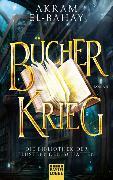 Cover-Bild zu Die Bibliothek der flüsternden Schatten - Bücherkrieg