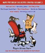 Cover-Bild zu Sharmat, Marjorie Weinman: Nate the Great Collected Stories: Volume 3