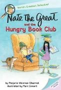 Cover-Bild zu Sharmat, Marjorie Weinman: Nate the Great and the Hungry Book Club