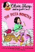 Cover-Bild zu Sharmat, Marjorie Weinman: The Pizza Monster