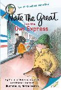 Cover-Bild zu Sharmat, Marjorie Weinman: Nate the Great on the Owl Express