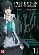 Cover-Bild zu Miyoshi, Hikaru: Inspector Akane Tsunemori (Psycho-Pass) 01