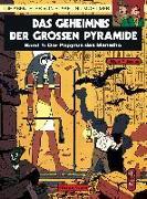 Cover-Bild zu Jacobs, Edgar-Pierre: Blake und Mortimer 1: Das Geheimnis der großen Pyramide