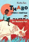 Cover-Bild zu Boie, Kirsten: Thabo. Detektiv und Gentleman 1