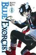 Cover-Bild zu Kazue Kato: Blue Exorcist, Vol. 1