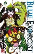 Cover-Bild zu Kato, Kazue: Blue Exorcist 10