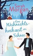 Cover-Bild zu Morgan, Sarah: Eine Weihnachtshochzeit im Schnee